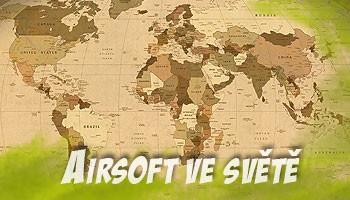 airsoft ve světě