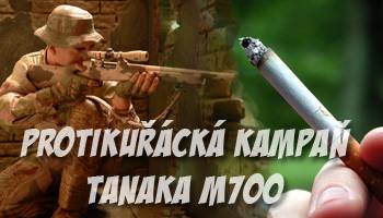 protikuřácká kampaň