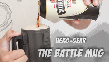 Hero-Gear Battle Mug