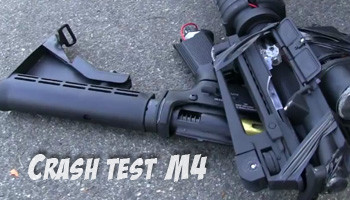 Crash test M4