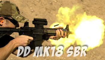 Daniel Defense MK18 SBR