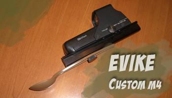 Evike custom m4
