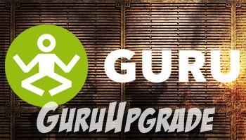 Guru Upgrade