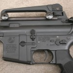 M4A1 carry handle sight
