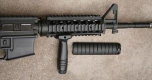 M4A1 KAC RIS handguard