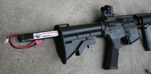 M4A1 li-pol buffer tube