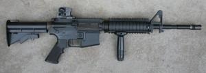 M4A1 prava strana