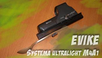 Systema ultralight M4A1