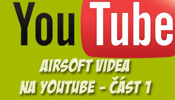 Airsoft na YouTube