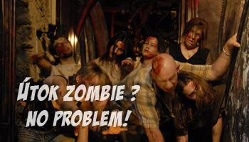 zombie odolný dům